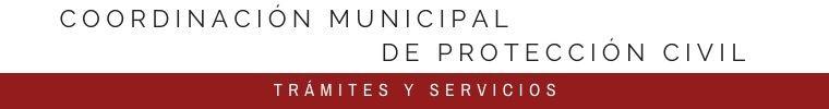 COORDINACIÓN MUNICIPAL DE PROTECCIÓ